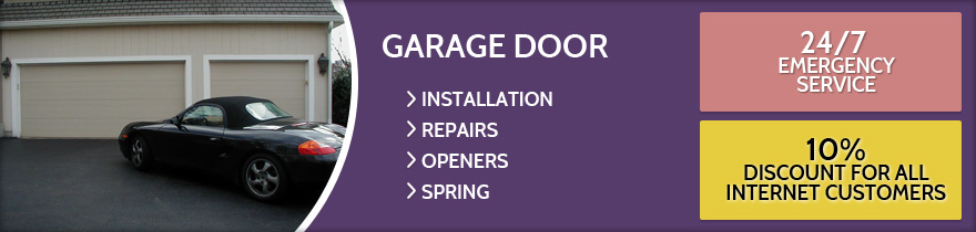 Randallstown Garage Doors